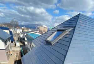 屋根塗装:施工前