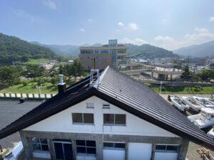 屋根ペンキ塗装-サビ止め塗装1