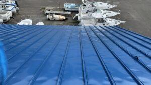 屋根ペンキ塗装-仕上げ5