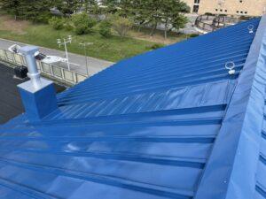 屋根ペンキ塗装-仕上げ9