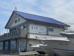 屋根ペンキ塗装-施工前外観